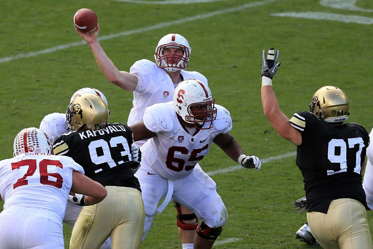 Stanford has switched to Kevin Hogan as their quarterback, just in time for Oregon St.'s visit.