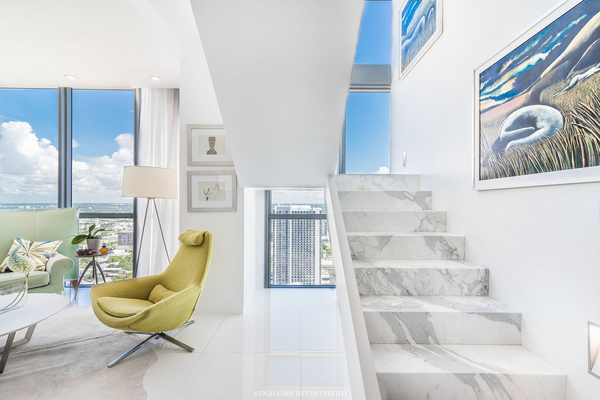 Downtown Miami loft at Marquis Residences trades for $2M - Curbed Miami
