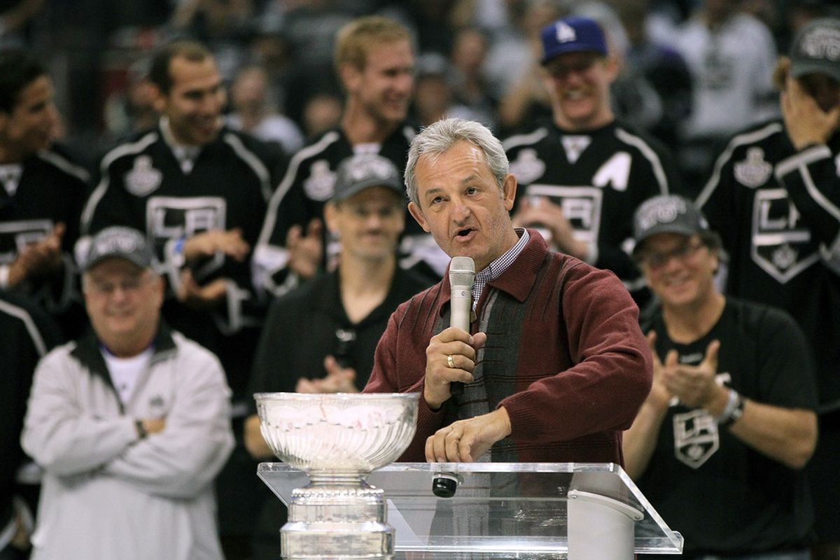What does a Stanley Cup get you? Among other things, job security.