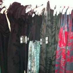 Another shot of Vena Cava fall 2010 dresses