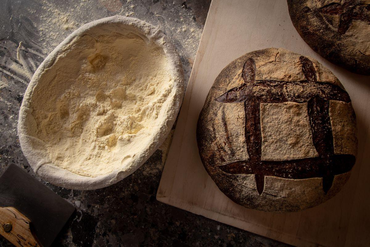 Bourke Street Bakery's miche loaf