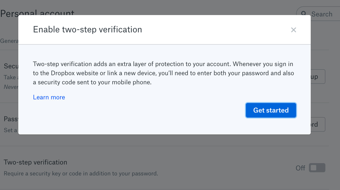 How to set up two-factor authentication on all your online accounts