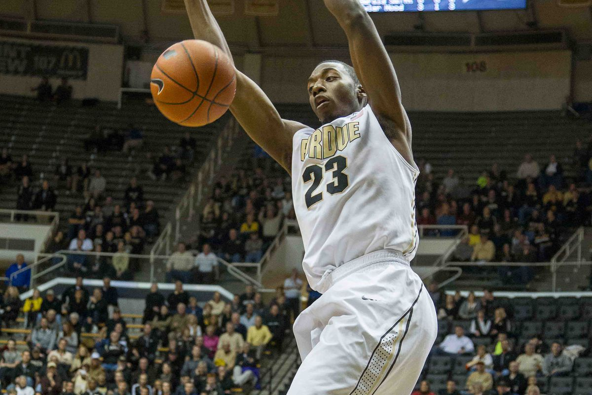 Jacquil Taylor Purdue Boilermakers Basketball Jersey