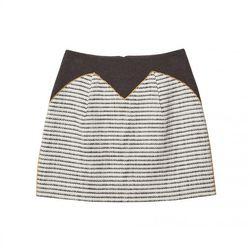 <b>O'2ND</b> tweed skirt, <b>$105</b> (Original price: $250; First markdown: $175)