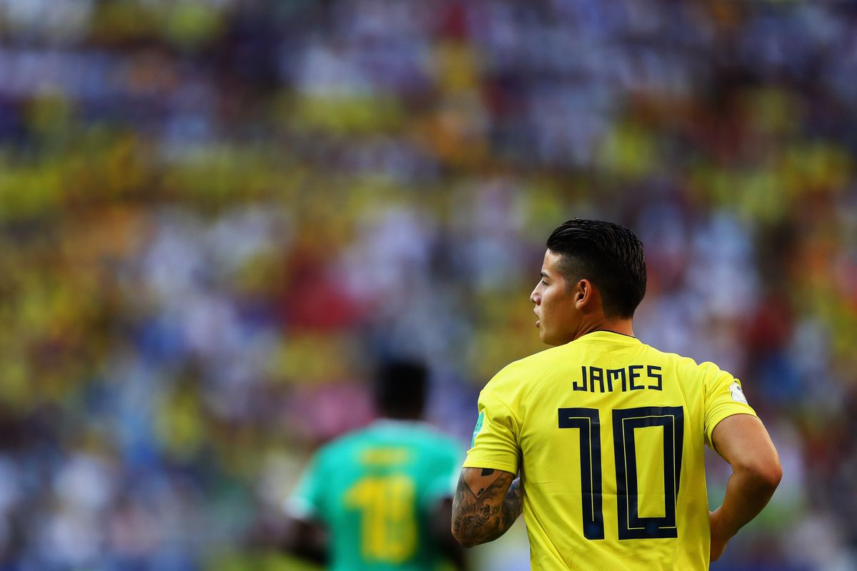 on sale 197ab 4661c USA vs. Colombia result: Final score 4-2, James Rodriguez on ...
