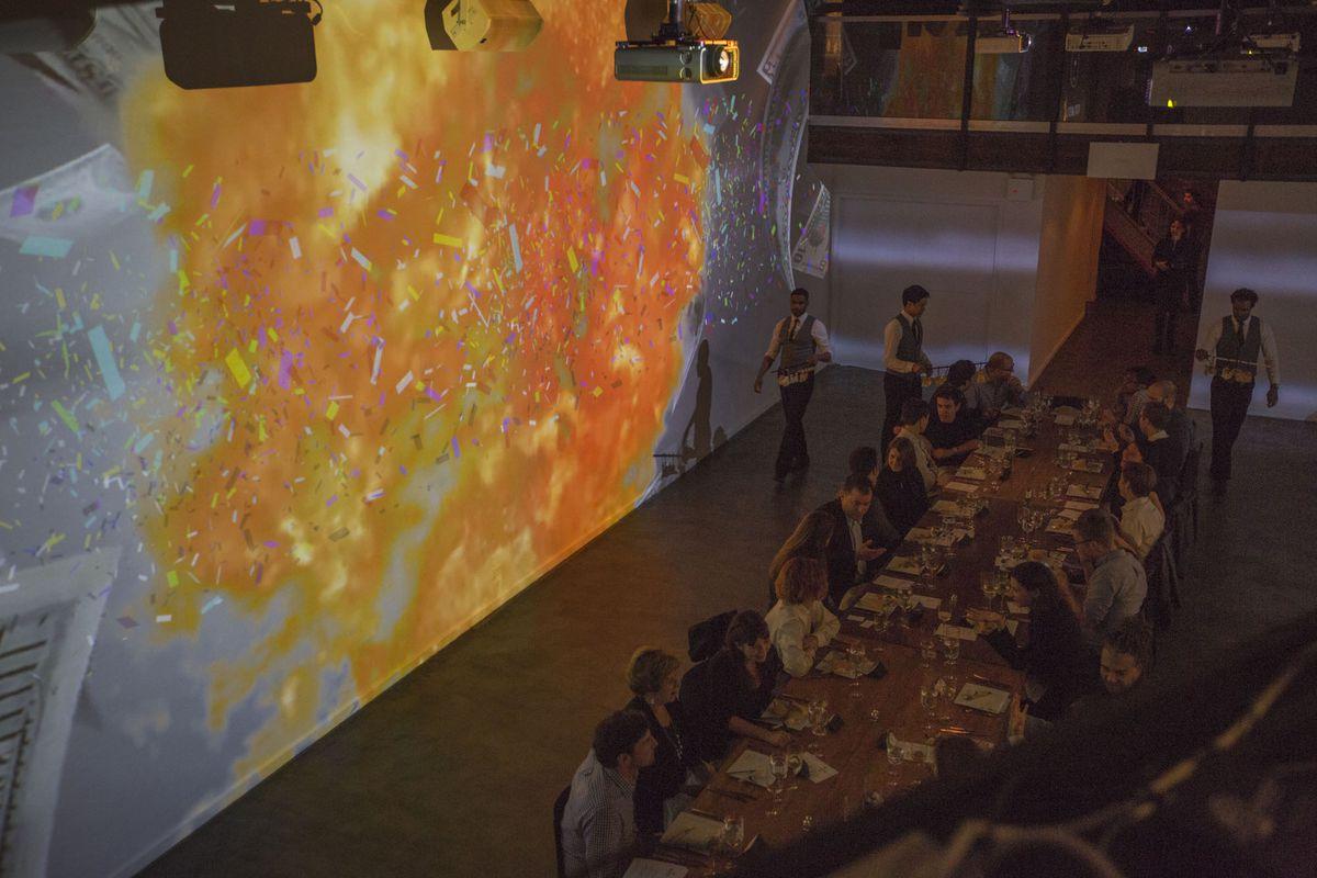 vox media dinner 1