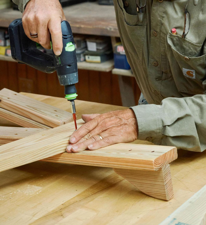 Summer 2021, Build It, Adirondack chair, step 6