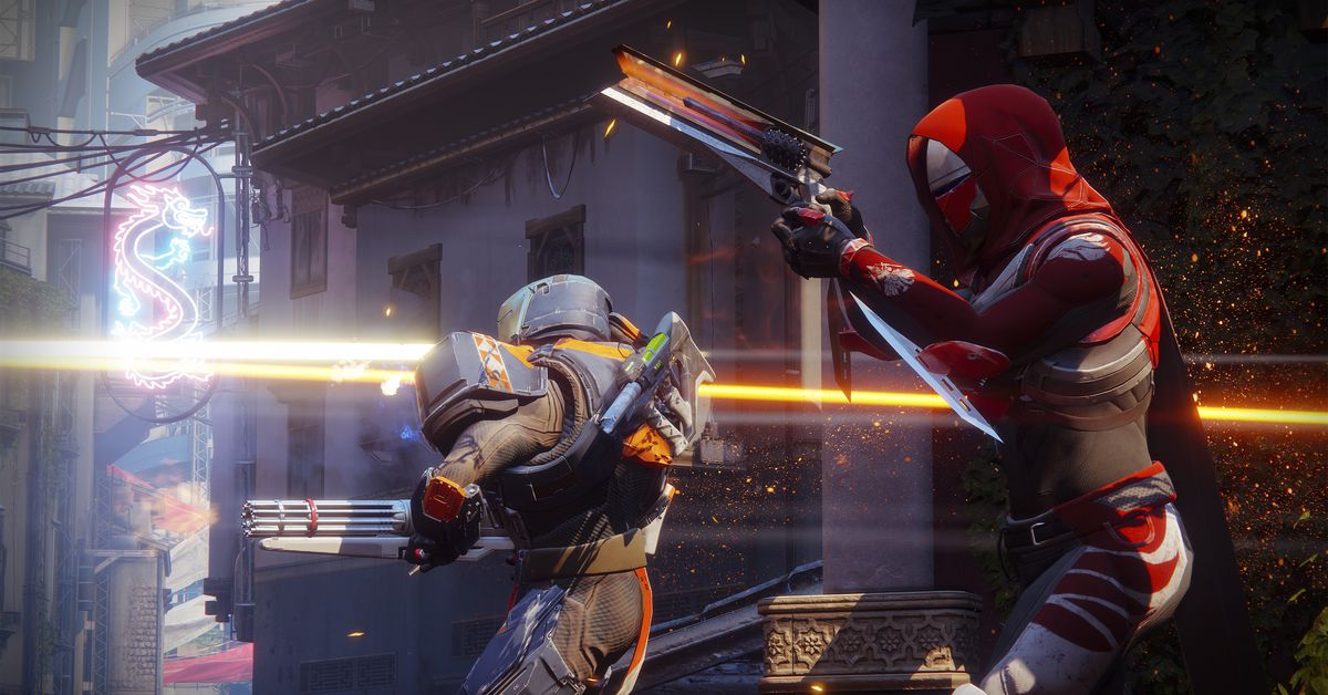 Streamer carries a 9-year-old to max rank in Destiny 2's Crucible