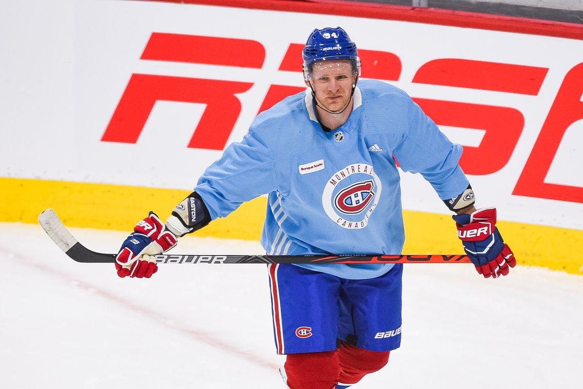 NHL: JAN 05 Canadiens Training Camp