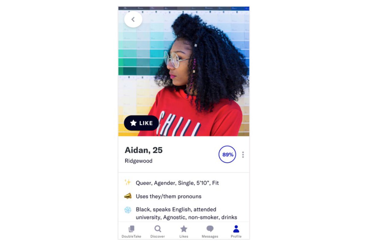 OkCupid now lets users define their pronouns - The Verge