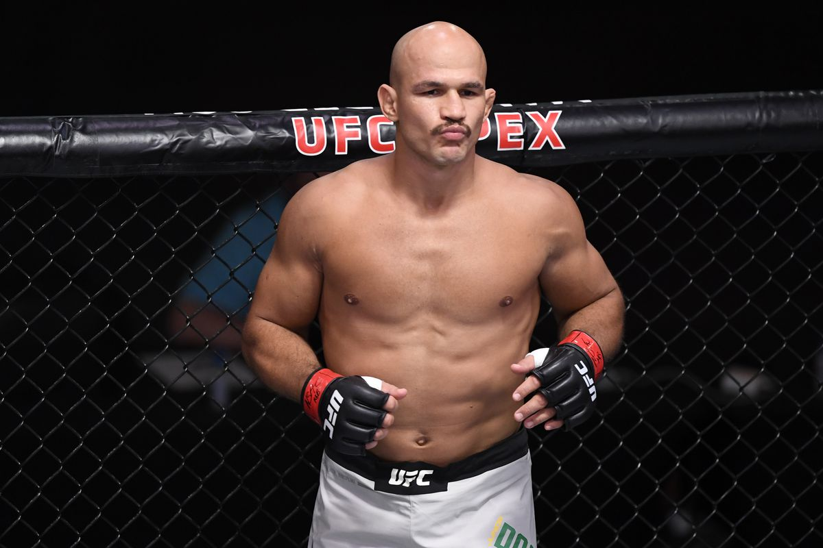 Former heavyweight champion Junior Dos Santos released from the UFC - MMA Fighting