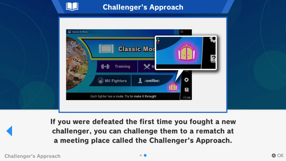 Super Smash Bros. Ultimate - Challengers Approach Statement