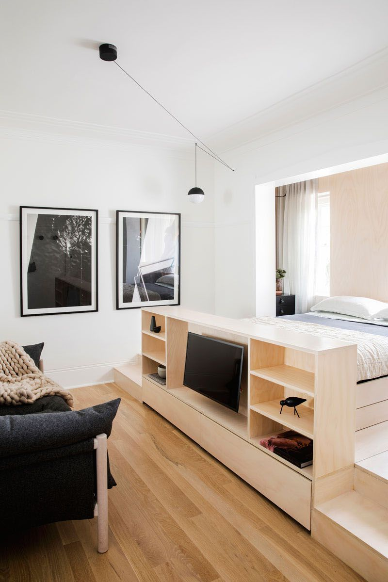 Small apartment comes packed with storage solutions - Curbed