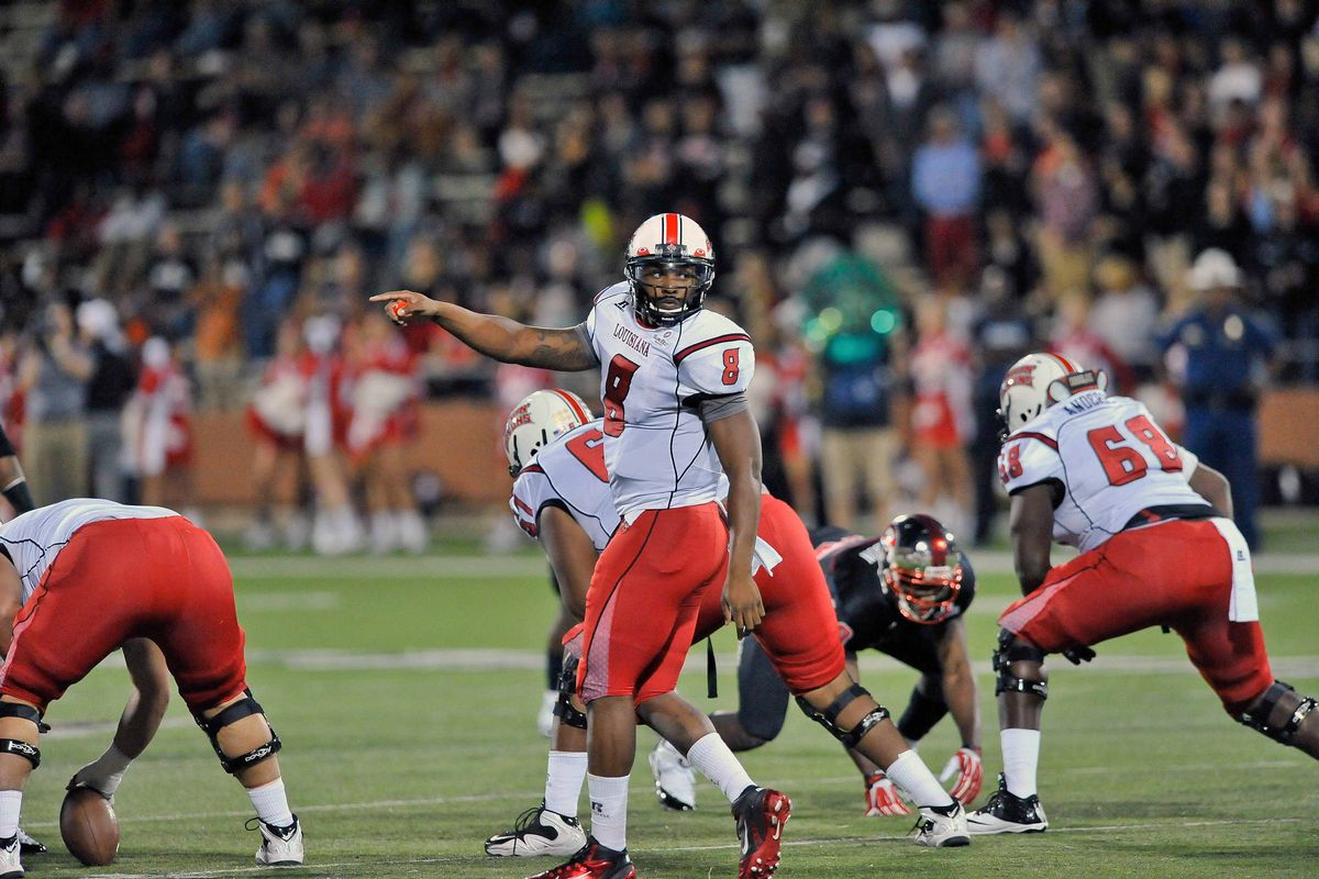 Can Terrance Broadway lead the Cajuns to victory?