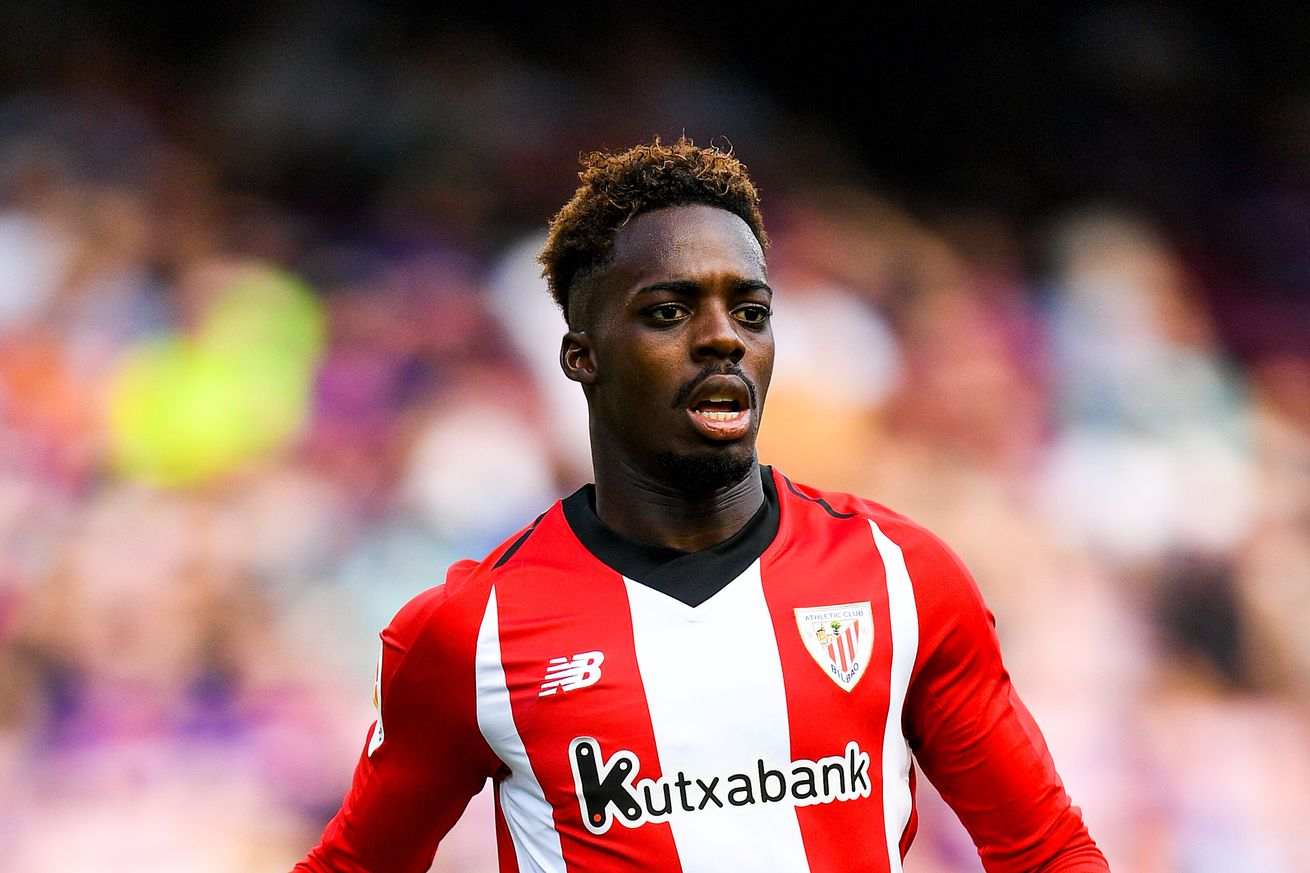 Inaki Williams: Athletic always cause Barca trouble