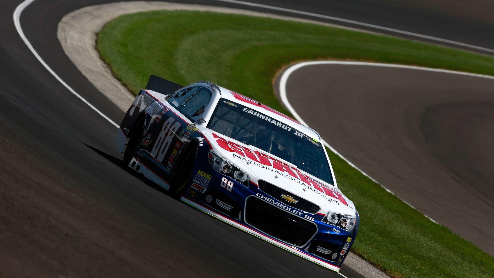 NASCAR印第安纳波利斯2013:Dale Earnhardt Jr.赞赏Indys丰富的传统,希望Brickyard获胜