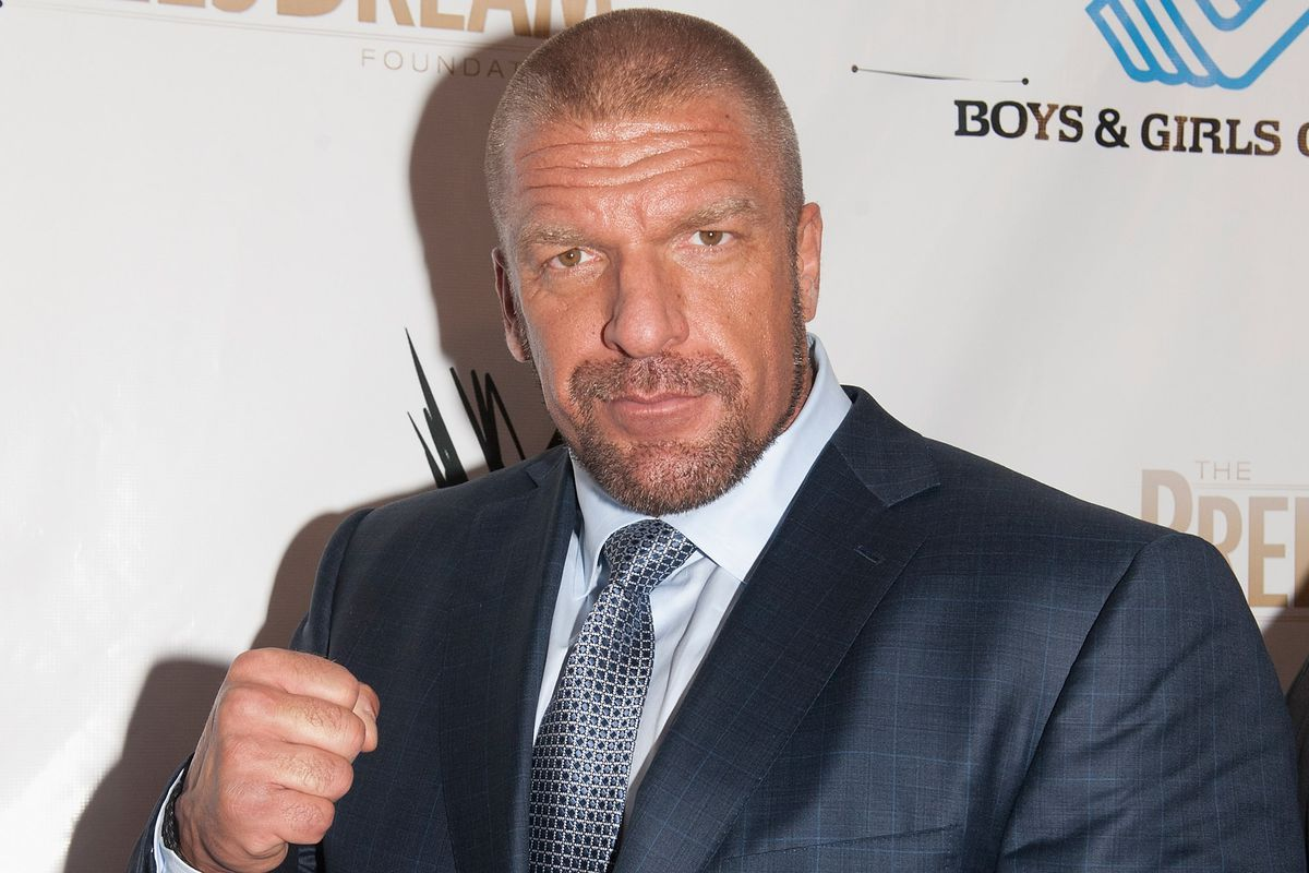 This was a bad week for Triple H's standing as WWE's heir apparent.