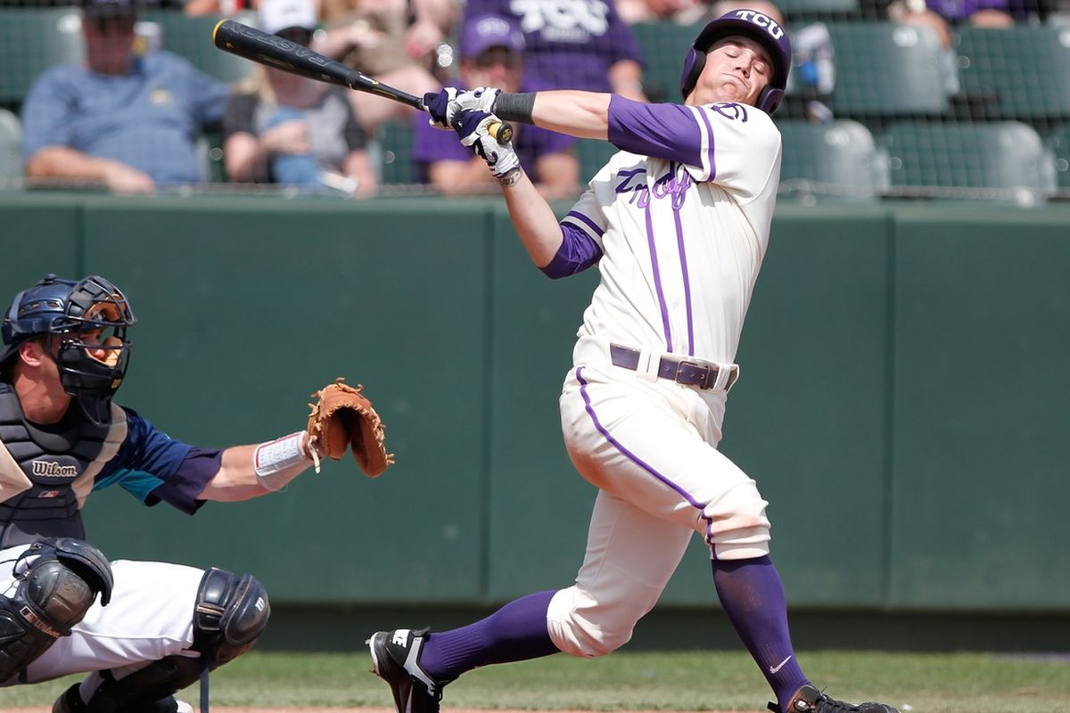 Derek Odell looks to be snapping out of his slump, leaving only Suiter and Cron behind.