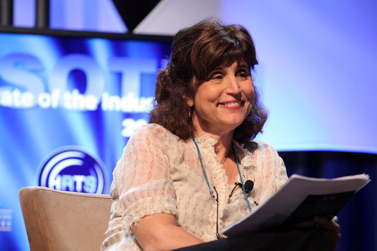 Hollywood Reporter Editor at Large Kim Masters