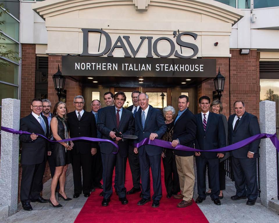 Davio's in Braintree