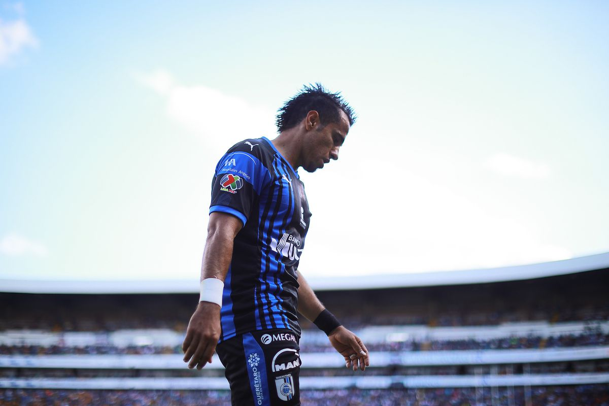 Queretaro v Tigres UANL - Torneo Apertura 2018 Liga MX