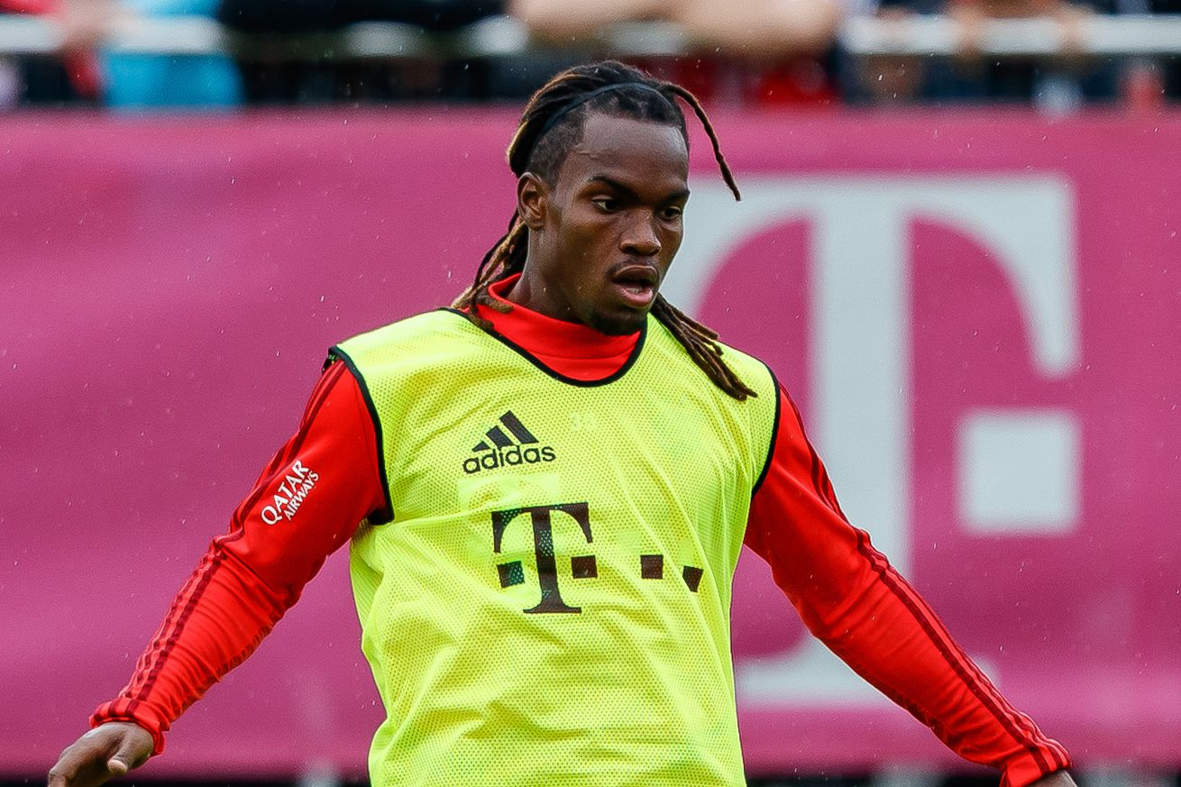 Renato Sanches opens up on time at Bayern Munich