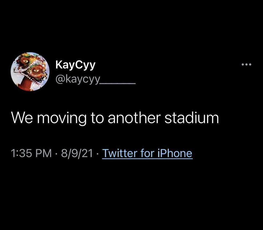 KayCyy Tweet