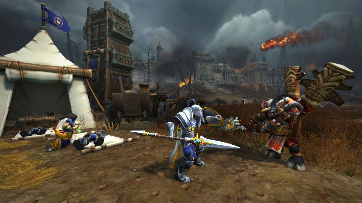 World Of Warcraft Blizzard Is Focused On The Horde S Identity In