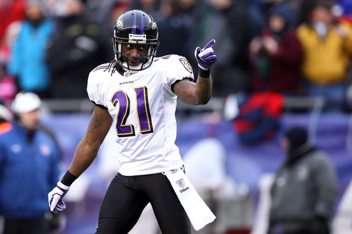 Lardarius Webb was once a small-school prospect coming out of Nicholls State.