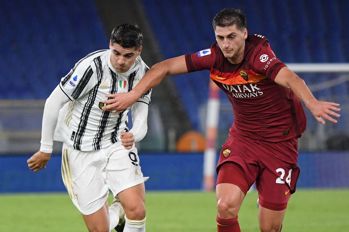 (SP)ITALY-ROME-SERIE A-ROMA VS JUVENTUS