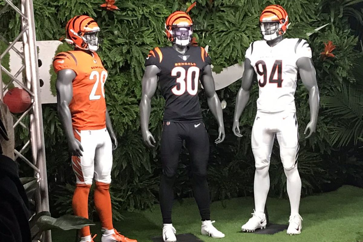 Bengals uniforms updated: Did new jerseys get it right? - Cincy Jungle