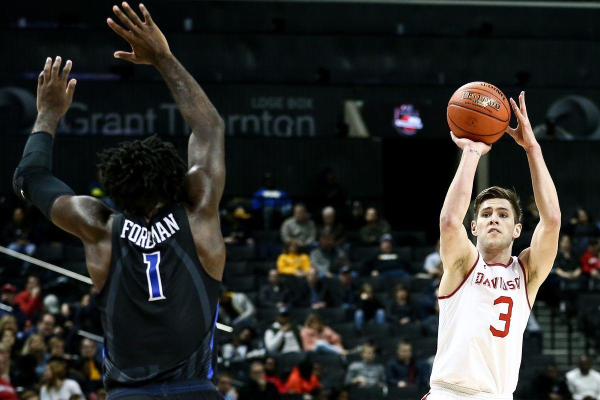 NCAA Basketball: Atlantic 10 Conference Tournament-Saint Louis vs Davidson