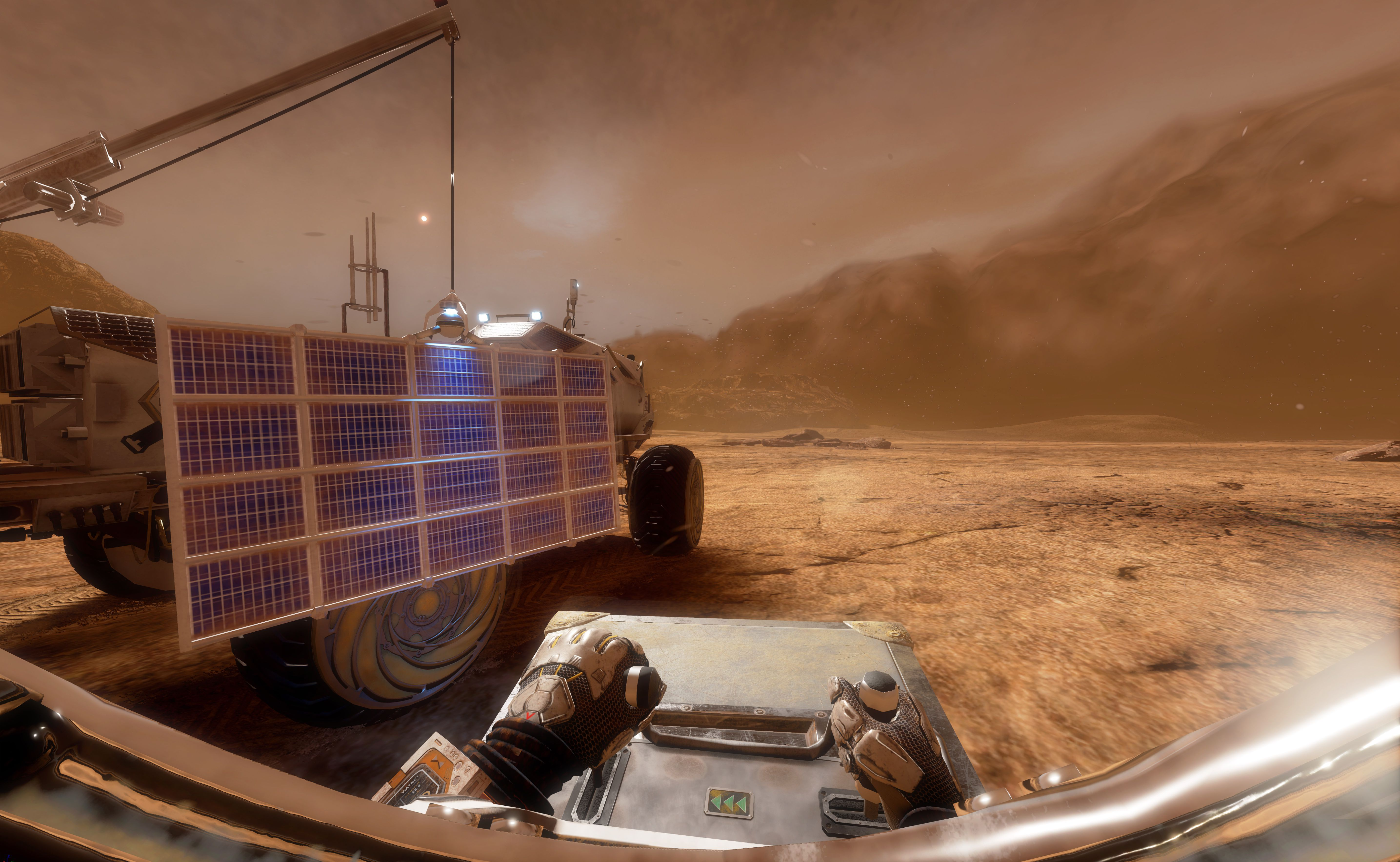 The Martian Vr Experience Is Out Of This World The Verge