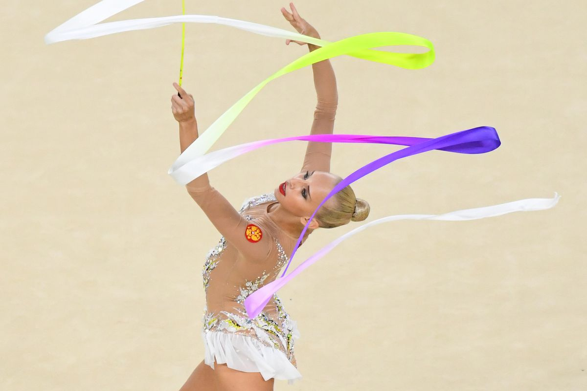 2016 Olympic rhythmic gymnastics live stream: How to watch group all-around finals online ...