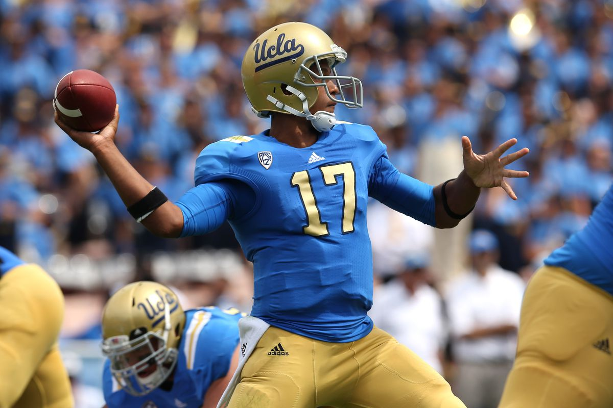 UCLA's 2014, 2015, and 2016 seasons will be shaped, in large-part, by how long this man stays in Westwood