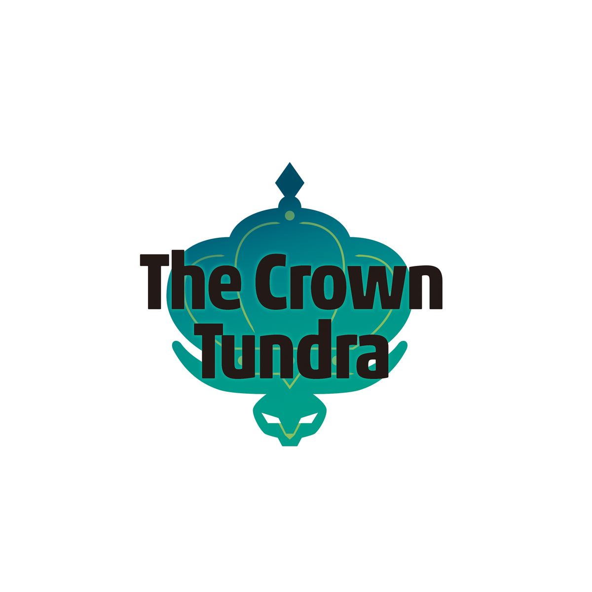 Logo for The Crown Tundra expansion for Pokémon Sword/Shield
