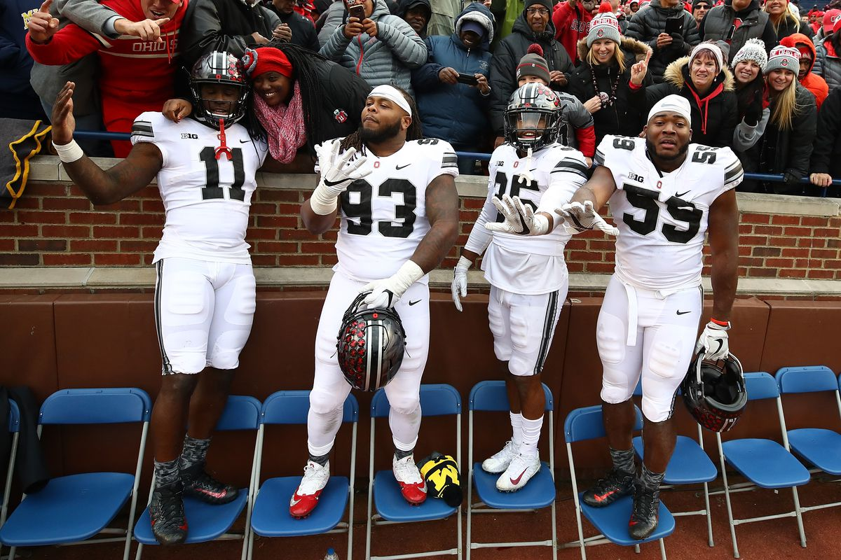 ohio state football college football playoff chances and resume