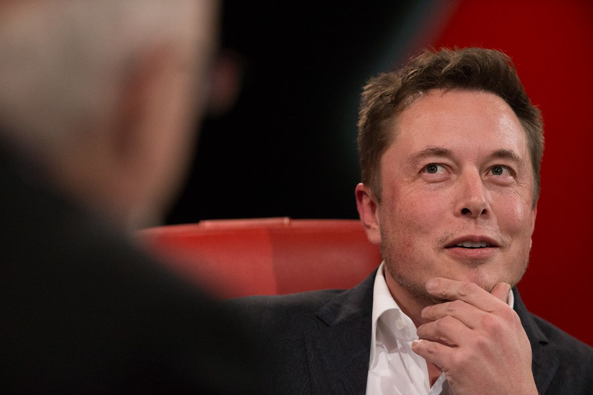 Elon Musk thinks he can make getting to Mars cheaper than going to college
