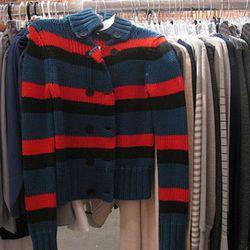 A Cardigan cardigan, $50