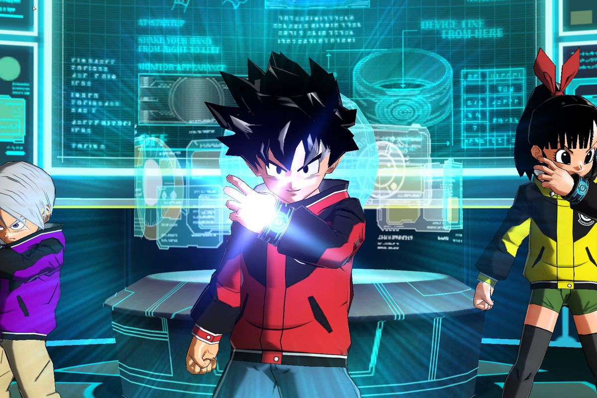 Super dragon ball heroes world mission launches on pc switch in april polygon
