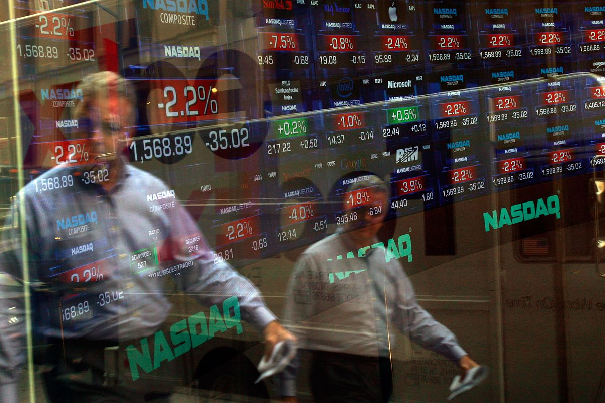 Market Poised For Steep Drop, As Stock Futures Trading Halted