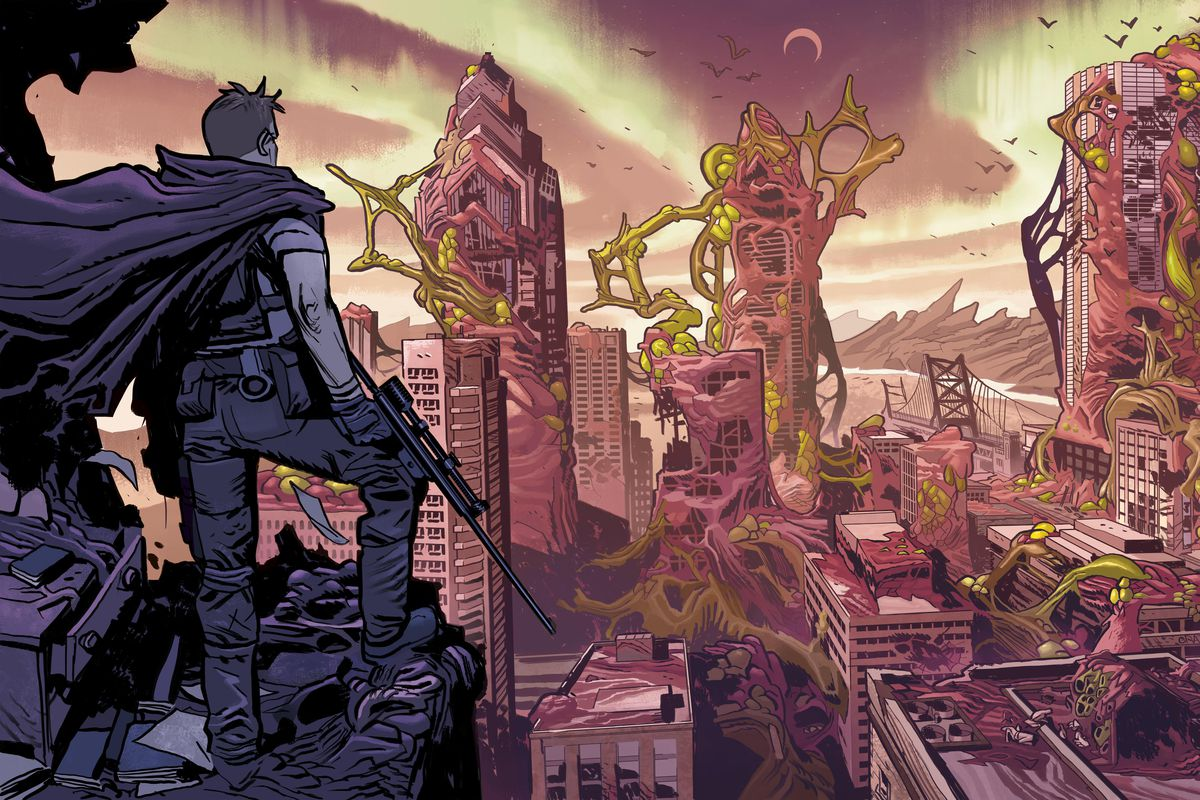 Robert Kirkman's Next Adventure: Oblivion Song
