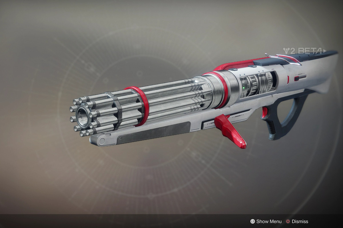 Destiny 2 guide: Exotic weapons - Polygon