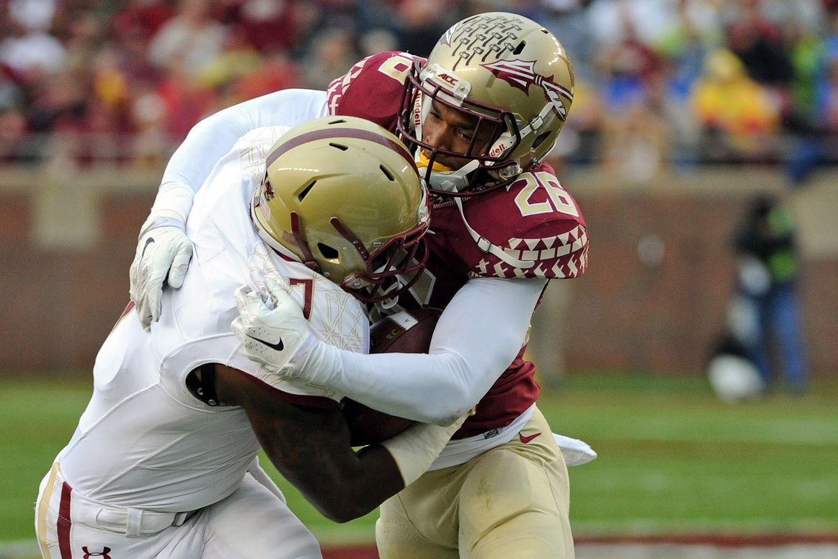 2015 NFL mock draft: P J  Williams in the 2nd round for