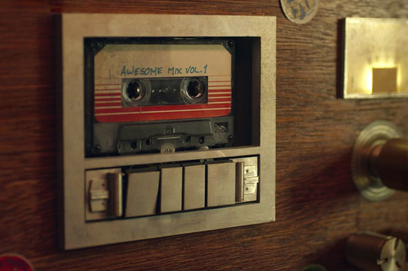 cassette tape sales had their best year since 2012