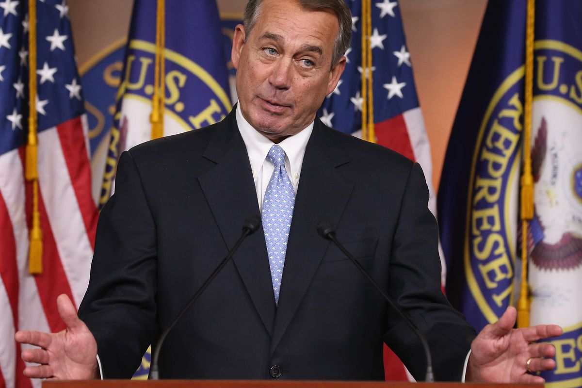 Speaker John Boehner passed a plan to fix Medicare payments. Conservatives aren't happy.