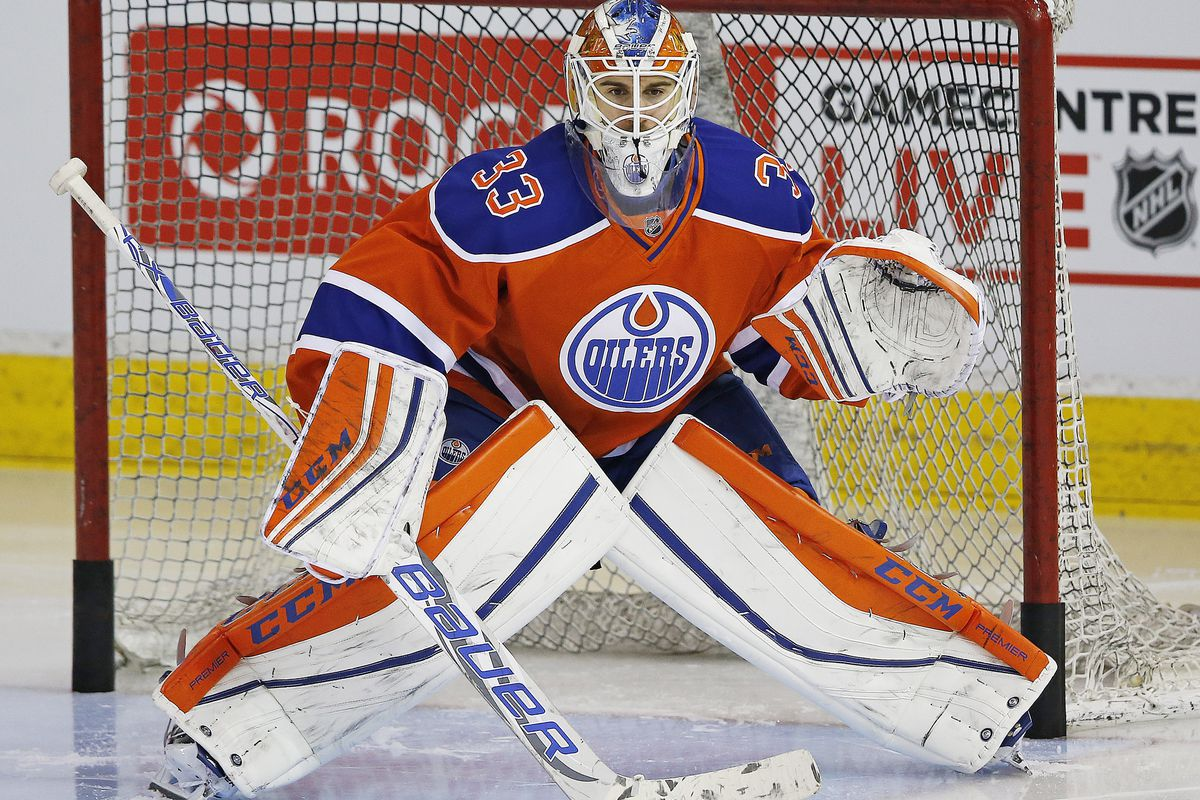 Cam Talbot has signed a three year deal.  He and the Oilers take on the Panthers tonight.