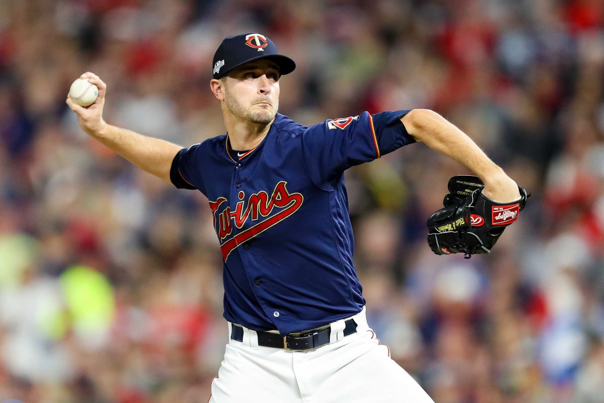 MLB: ALDS-New York Yankees at Minnesota Twins