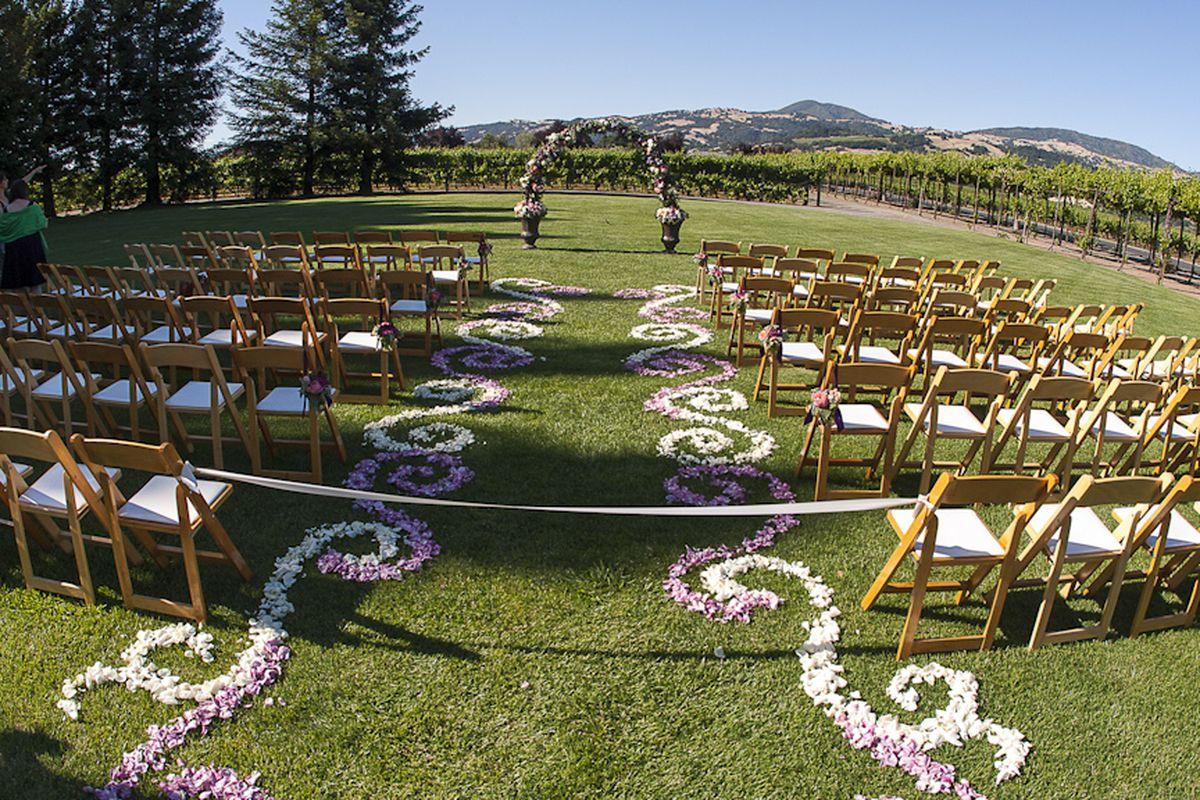 """Photo via <a href=""""http://www.wedding-spot.com/venue/355/Trentadue-Winery/"""">Wedding Spot/Trentadue Winery</a>"""