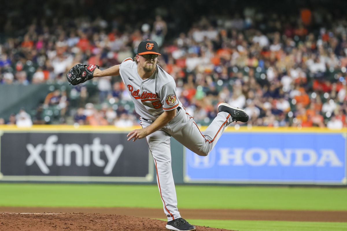 MLB: JUN 29 Orioles at Astros